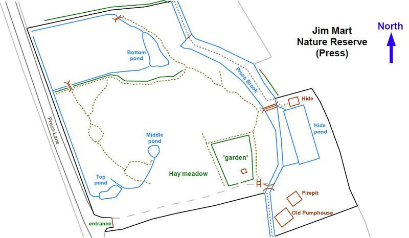 Jim Mart Site Map